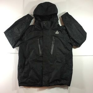 Gerry Black Winter/Ski/Snow Jacket (Medium)